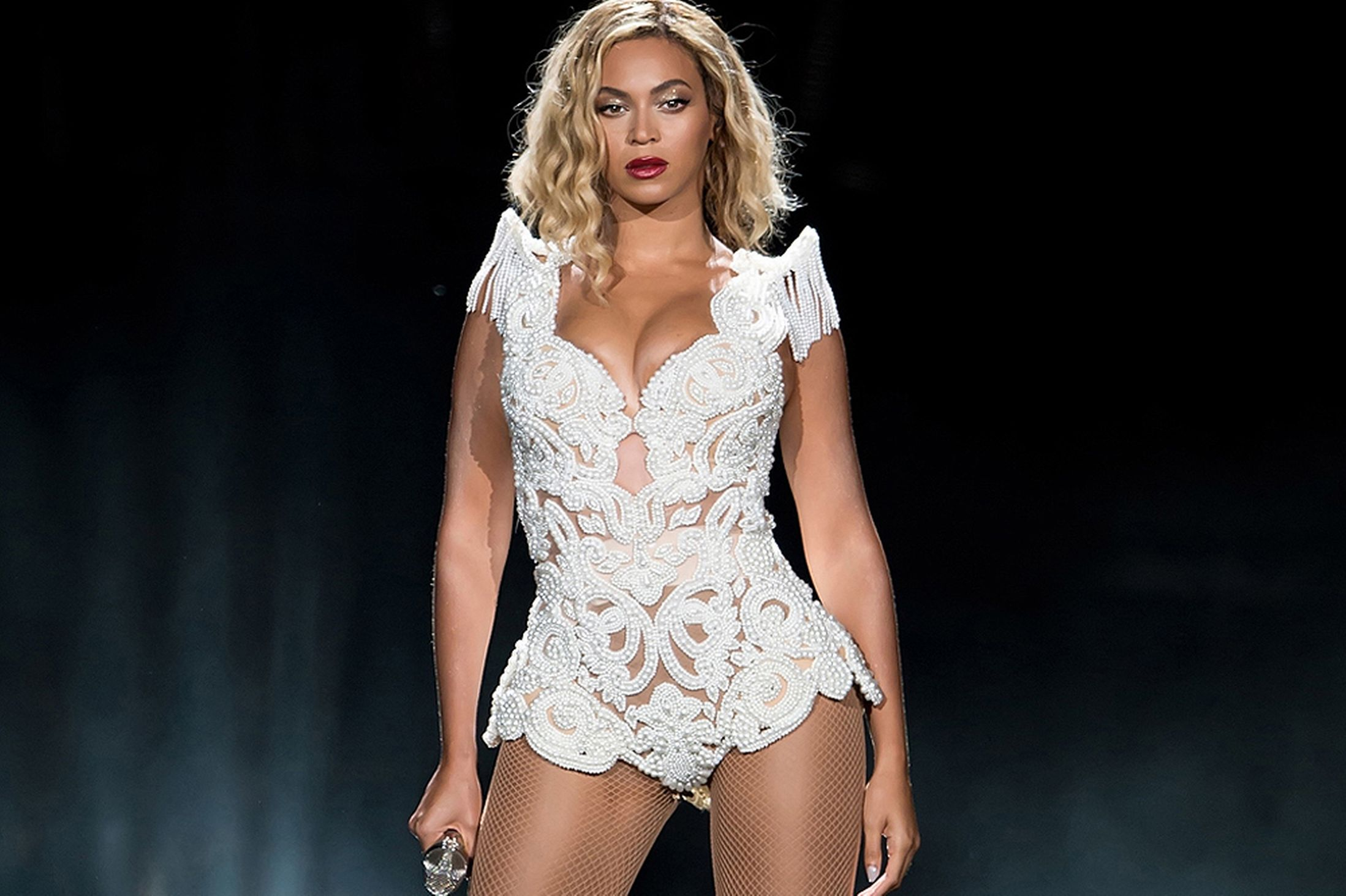 Curvy and Proud Beyonce