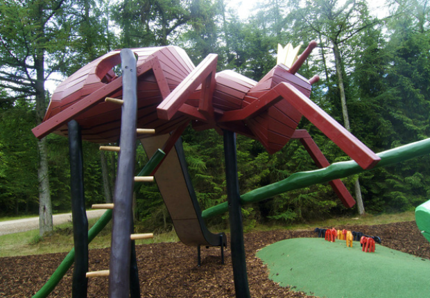 See Inside Why These Are The 16 Greatest Playgrounds For