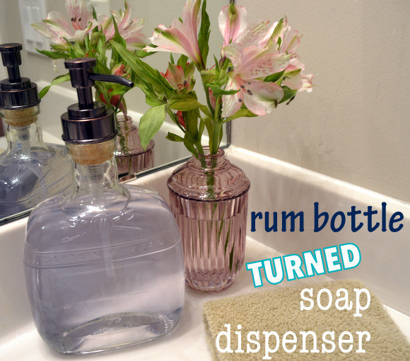 16 Amazing DIY Things You Can Do With An Empty Liquor