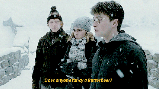 To try what actual Butterbeer tastes like, not just the theme park appropriation.
