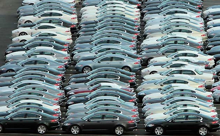 The Odd Life Of Unsold Cars That End Up In Parking Graveyards Wow