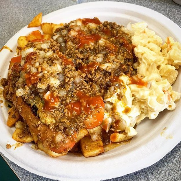 Nick Tahou Hots In University Of Rochester