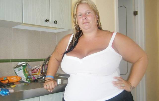 woman loses weight after divorce