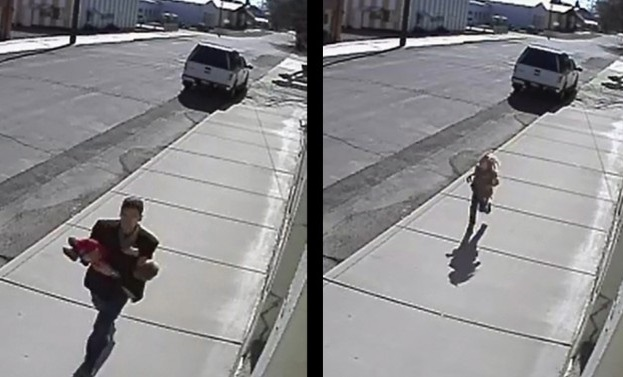 stranger snagged 8 year old