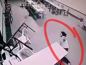 Creepy Footage Of A Ghost Attacking A Woman Goes Viral Wow Amazing