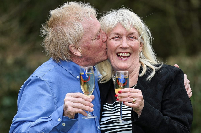 Couple Beat Odds of 283 Billion to One After Double Lottery
