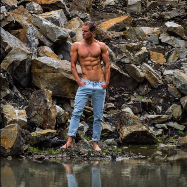 How A Fat Donut Eater Dropped 50 Pounds And Became A Male Model