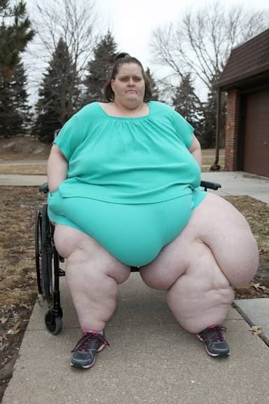 heaviest woman