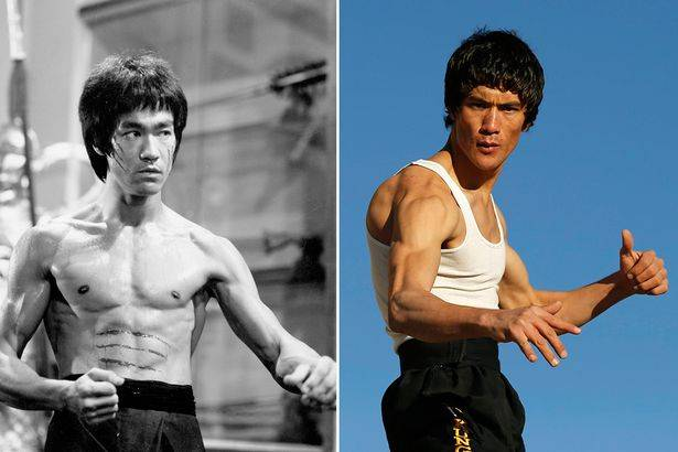 Bruce-Lee-and-Abbas-Alizada