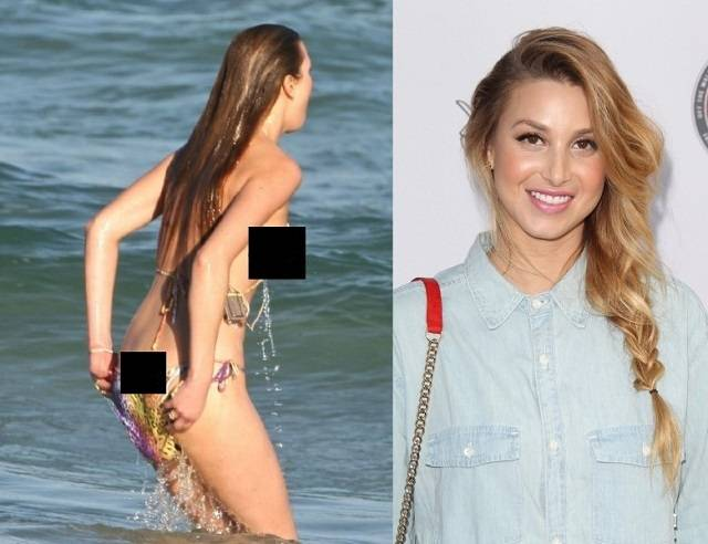 19 celebrities who experienced wardrobe malfunctions while on the