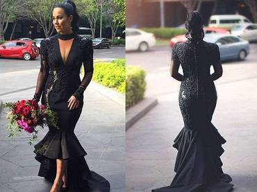 Australian bride shuns tradition and wears a black wedding dress australian bride shuns tradition and wears a black wedding dress junglespirit Image collections