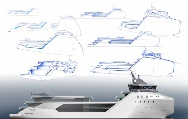 VARD-Explorer-Superyacht-Project-KILKEA-Side-Profile-and-Sketch
