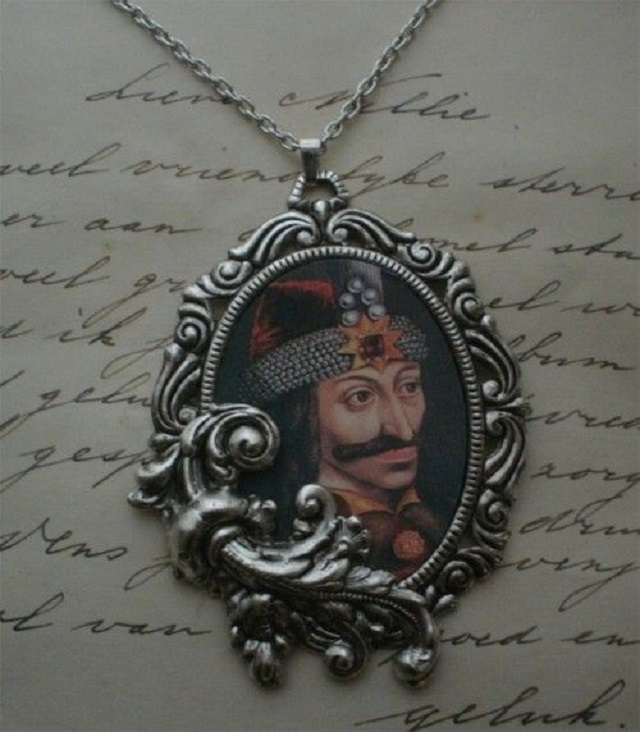 Vlad the Impaler Pendant