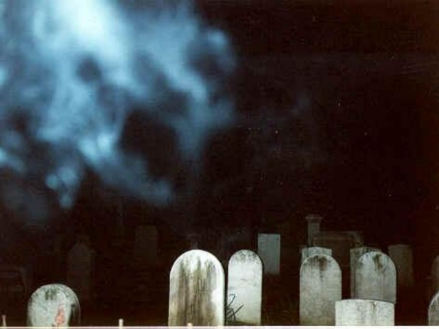 Union Cemetery Ghost