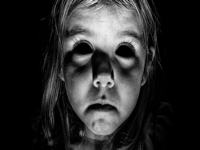 The Black-Eyed Child
