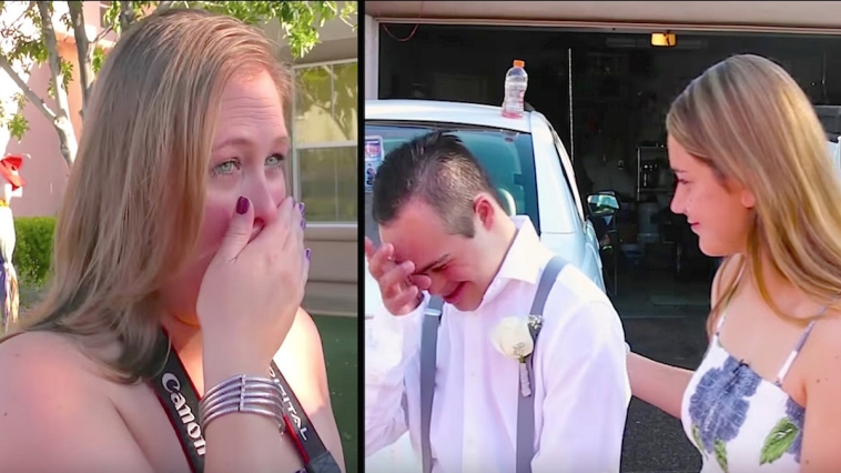 Boy with down syndrome is rejected for prom