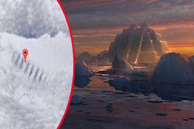 Strange Secrets of Antarctica