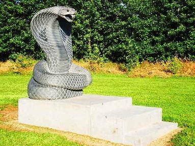 Indian Sculpture Park: Not Your Average Art Gallery | Wow Amazing