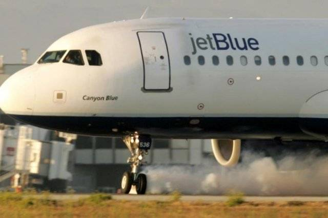 Jetblue Flight 292