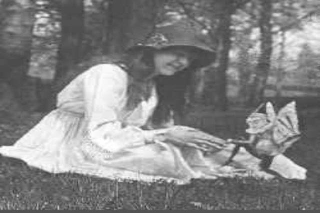 Fascinating Cottingley Fairies Hoax