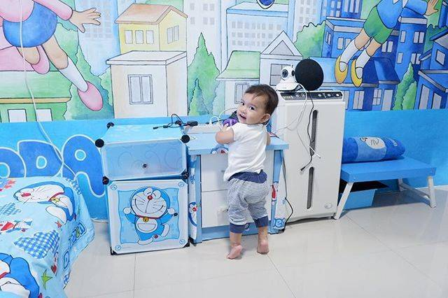 Doraemon Kids Room