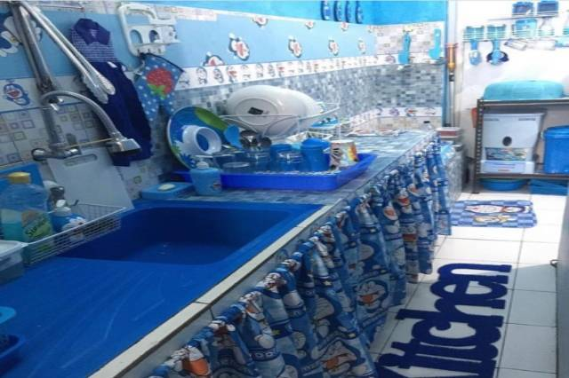 Doraemon Kitchen