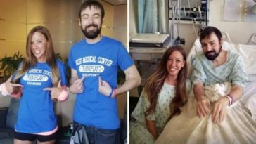 Woman Donates Kidney to a Total Stranger