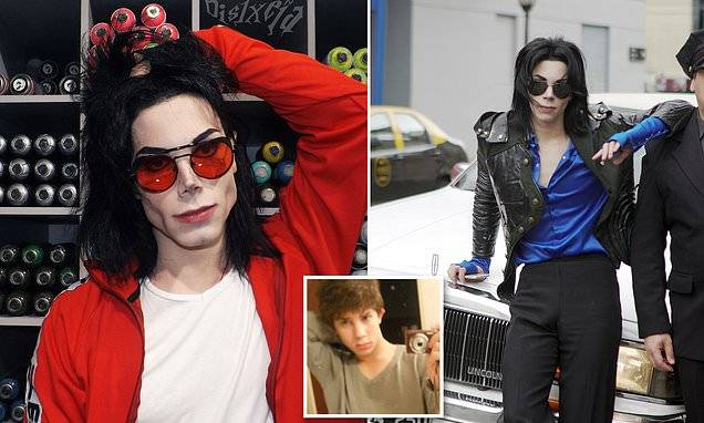Michael Jackson Impersonator