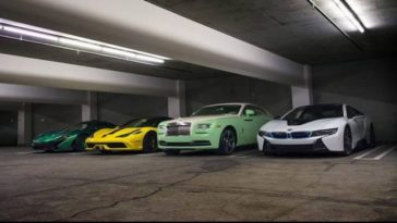 Most Expensive Parking Space