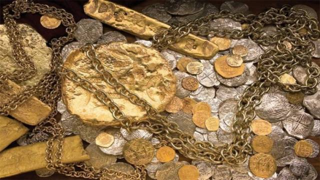 real-life lost treasures